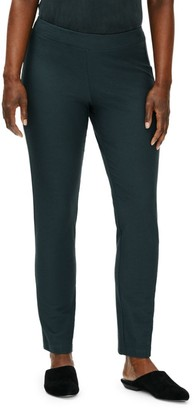 Eileen Fisher Slim Ankle Pants