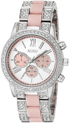 XOXO Women's Quartz Metal and Alloy Watch