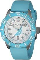 Nautica NSR-100 J-Class Women's watches NAI08515G