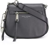 Marc Jacobs small 'Recruit' saddle crossbody bag - women - Leather - One Size