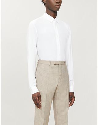 Sandro Fever regular-fit woven shirt