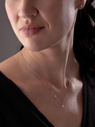 Beaverbrooks Platinum Diamond Stud Earring and Pendant Set
