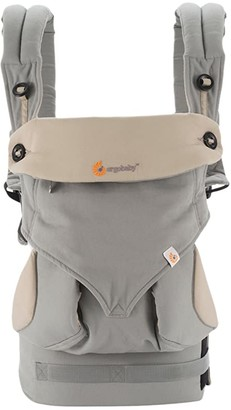 Ergobaby Four Position 360 Carrier (Grey) Carriers Travel