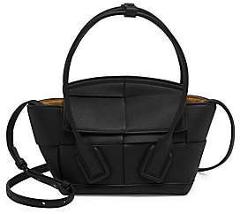 Bottega Veneta Women's Small Arco Leather Satchel