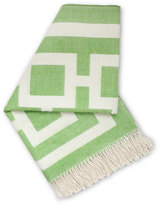 Jonathan Adler Green Nixon Throw