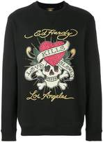 Ed Hardy Love Kills sweatshirt