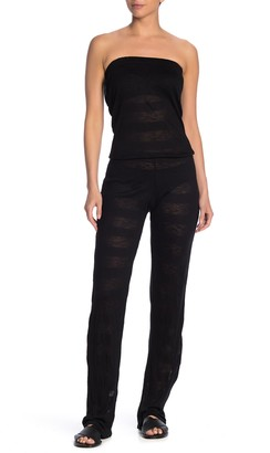 Vyb Strapless Cover-Up Jumpsuit