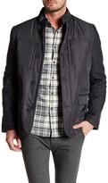 Bugatchi Contrast Sleeve Jacket