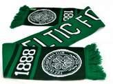 Celtic F.C. Celtic FC Official Football Nero Jacquard Scarf