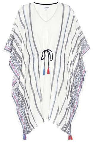 Velvet Adalina cotton kaftan dress