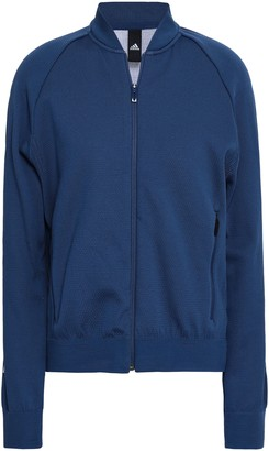 adidas Paneled Knitted Jacket