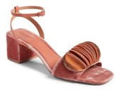 Women's Mercedes Castillo Riza Block Heel Sandal