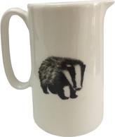Boris Badger Fine Bone China Mug