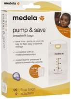 Medela Pump and Save Breastmilk Bags