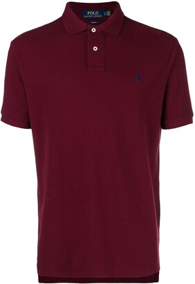 Polo Ralph Lauren logo short-sleeve polo top