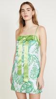 STAUD Cass Sequin Dress