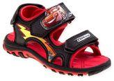 Disney Boys Lightning McQueen Size 10 Sport Sandal in Black