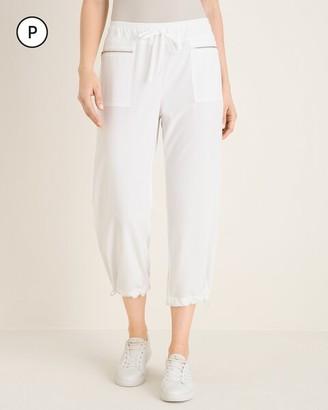 Zenergy Petite Breathable Neema Crop Pants
