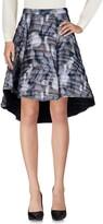 Patrizia Pepe Knee length skirts - Item 35299629