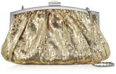 Julia Cocco' Micro Sequins Clutch w/Chain Strap