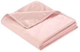Weighted Blanket Plush Duvet Cover for Kids by Heritage Club, Multiple Colors