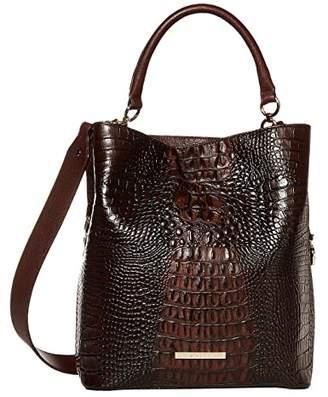 Brahmin Sparrow Amelia Bucket Bag
