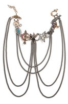 Alexander McQueen 'Pegasus' Multistrand Necklace