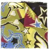 Mary Katrantzou 'Western Cowboy' print scarf
