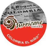 Bed Bath & Beyond 18-Count HurricaneTM Coffee Colombia El NinoTM Coffee for Single Serve Coffee Makers