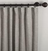 Rejuvenation Gray Linen/Cotton Drapery Panel