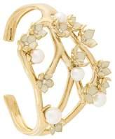Shaun Leane Cherry Blossom diamond cuff
