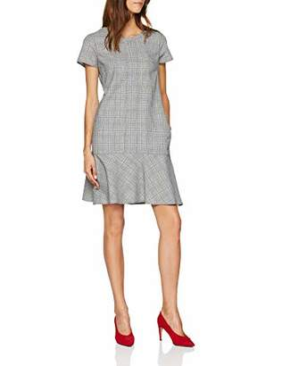 Talkabout womens Kleid Gewebe Knee-Length A-Line Short Sleeve Dress,(Manufacturer Size: 42)