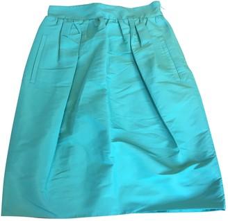 Cos Turquoise Skirt for Women
