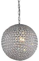 Tiffany & Co. Warehouse Of Pendant Ceiling Lights - Silver