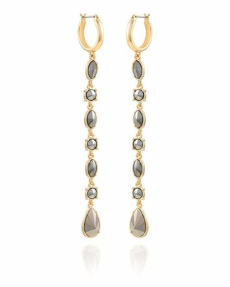 GUESS Linear Earring With Stones