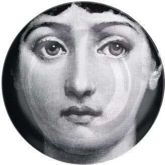 Fornasetti Portrait Plate 26cm
