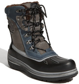 Ecco 'Roxton' Boot Black/ Dark Shadow 41 EU