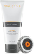 clarisonic Alpha Fit Men's Cleansing Kit - Alpha Fit Cleanser, 6.0 oz and Brush Head
