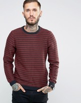 ONLY & SONS Reverse Knit Sweater