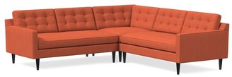 west elm Drake 3-Piece L-Shaped Sectional