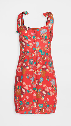 The Andamane Donna Mini Dress