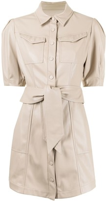 Jonathan Simkhai Novah shirt dress