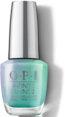 OPI Hidden Prism Limited Edition Infinite Shine Long Wear Nail Polish, Your Lime to Shine 15ml