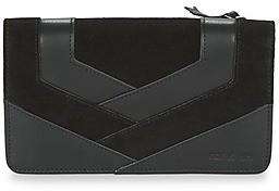 Nat & Nin TALIA women's Purse wallet in Black