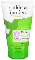 Goddess Garden Sunny Face Natural Sunscreen SPF 30