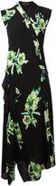 Proenza Schouler floral print dress - women - Silk - 4