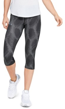Under Armour Women's HeatGear Printed Leggings