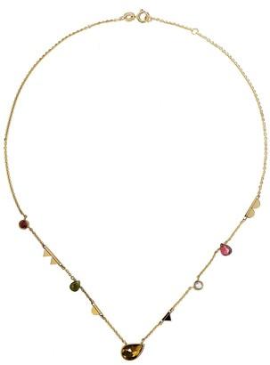Lito 14kt yellow gold Escapade necklace