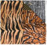 Pierre Louis Mascia Pierre-Louis Mascia - 'Alowon' scarf - women - Silk/Modal/Cashmere - One Size