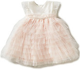Joan Calabrese Baby Girls 6-24 Months Tiered Tulle Dress